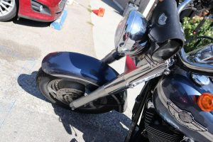 Cincinnati, OH - Lloyd Baynes Injured in Motorcycle Crash on Kellogg Ave