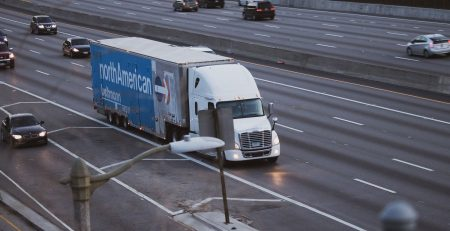 Cincinnati, OH - Semi-Truck Injury Crash on Clay Wade Bailey Bridge